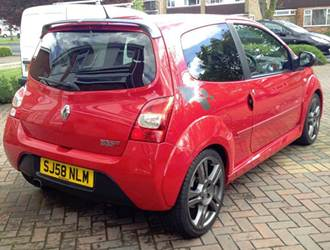 Renault Twingo 133 RS for sale