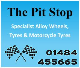 Advert for the Pitshop